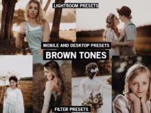 BROWN TONES
