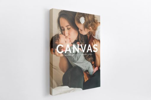 Portrait Canvas Ratio 3x4 Mockup 03
