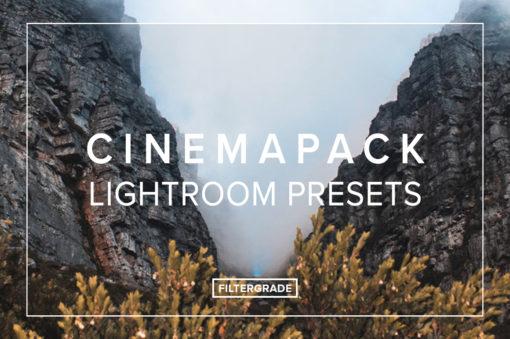 Cinemapck Lightroom Presets - FilterGrade