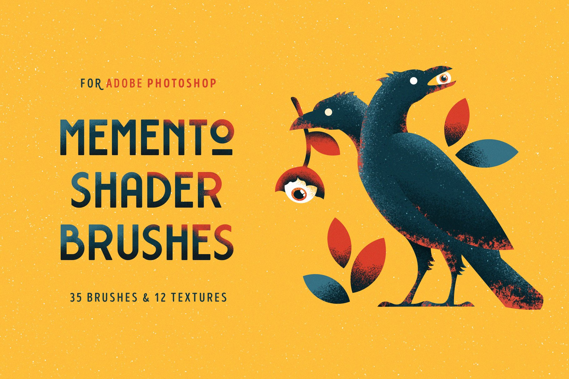 Shader Brushes for Photoshop