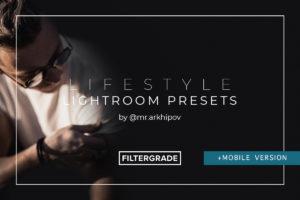 Lifestyle Lightroom Presets by Alex Arkhipov