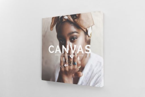 Square Canvas Ratio 1x1 Mockup 01