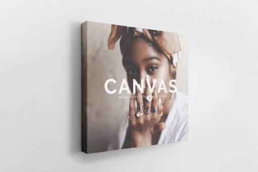 Square Canvas Ratio 1x1 Mockup 02