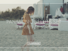Panasonic S1 LUTs Set - The Vintage Series
