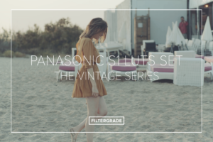 Panasonic S1 LUTs Set - The Vintage Series