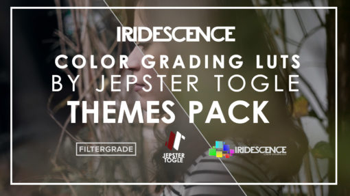 Jepster Togle's Iridescence Themes Look LUT Pack