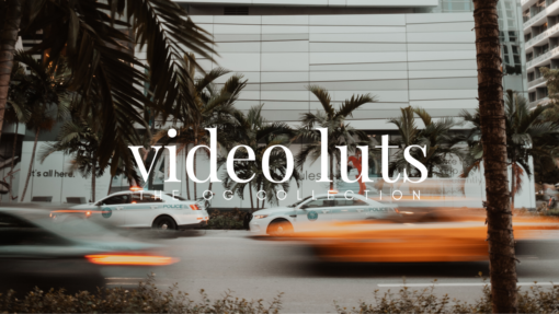 The OG Collection - Creative LUTs