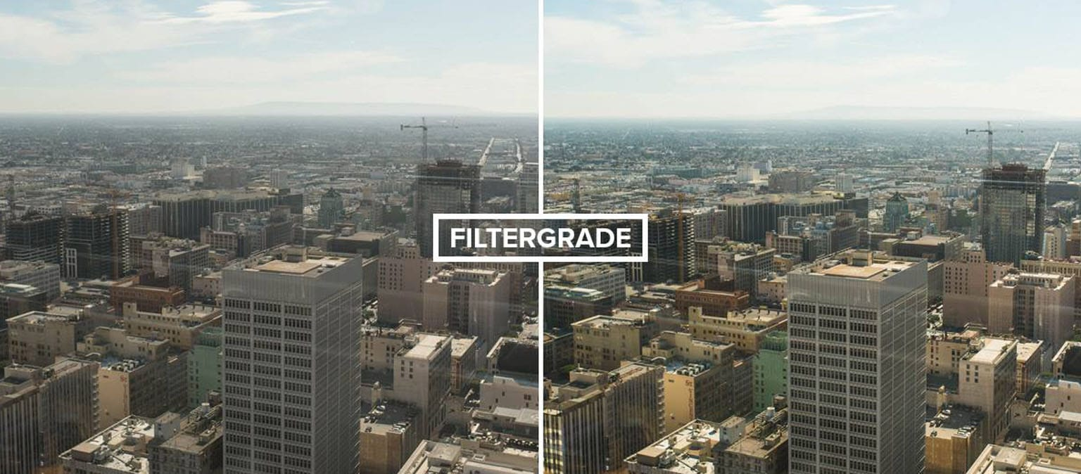 sell presets on FilterGrade