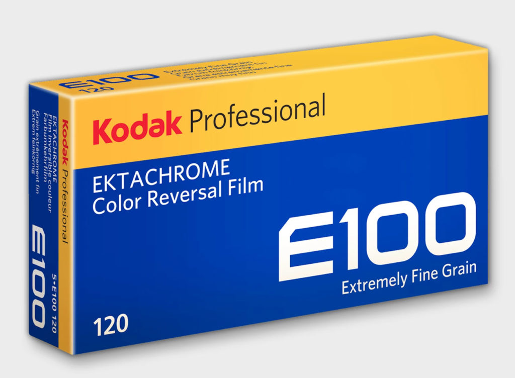 Kodak Alaris Announces EKTACHROME E100 in 120 and 4x5 Formats
