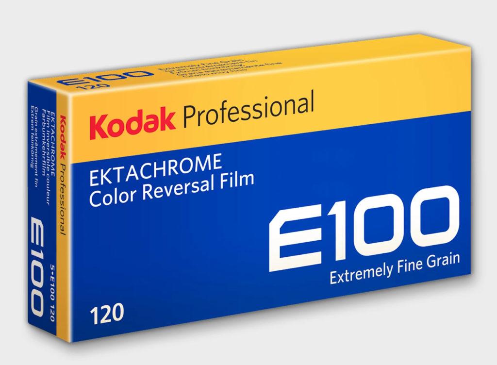 Kodak Alaris Announces EKTACHROME E100 in 120 and 4x5 Formats