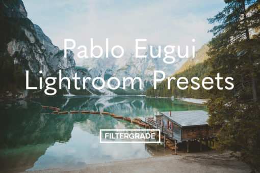 Pablo Eugui Lightroom Presets