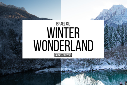 @i2raelgil Winter Wonderland Special Presets (Desktop)