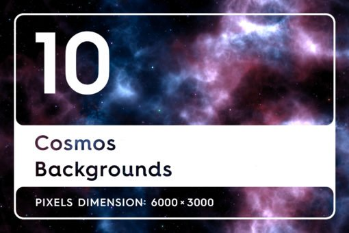 10 Cosmos Space Backgrounds