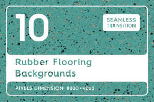10 Rubber Flooring Backgrounds