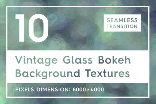 10 Vintage Glass Bokeh Backgrounds