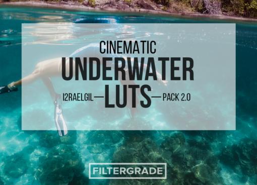 @i2raelgil Underwater LUTs Pack 2.0