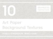 10 Art Paper Background Textures