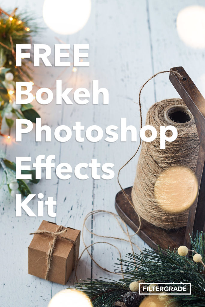 Free Bokeh Photoshop Effects Kit