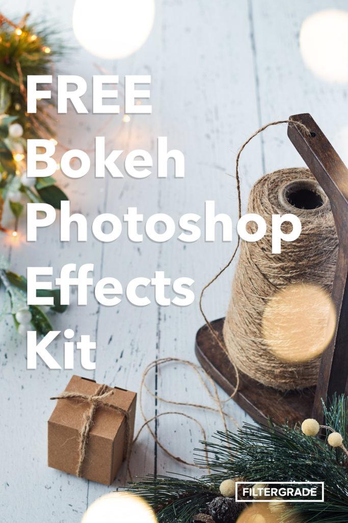Free Bokeh Photoshop Effects Kit