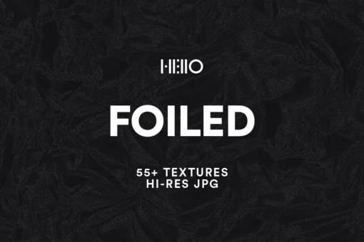 55+ Hi-Res Foiled Textures Bundle