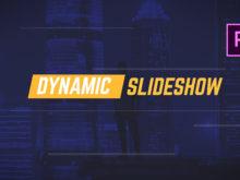 Quick Display Slides Premiere Pro Template