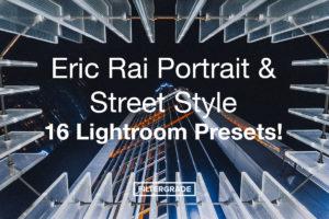Eric Rai Portrait & Street Style 16 Lightroom Presets