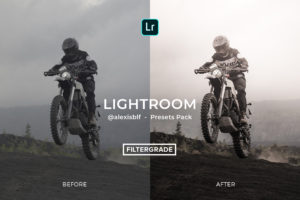 Action & Adventure Lightroom Presets Pack