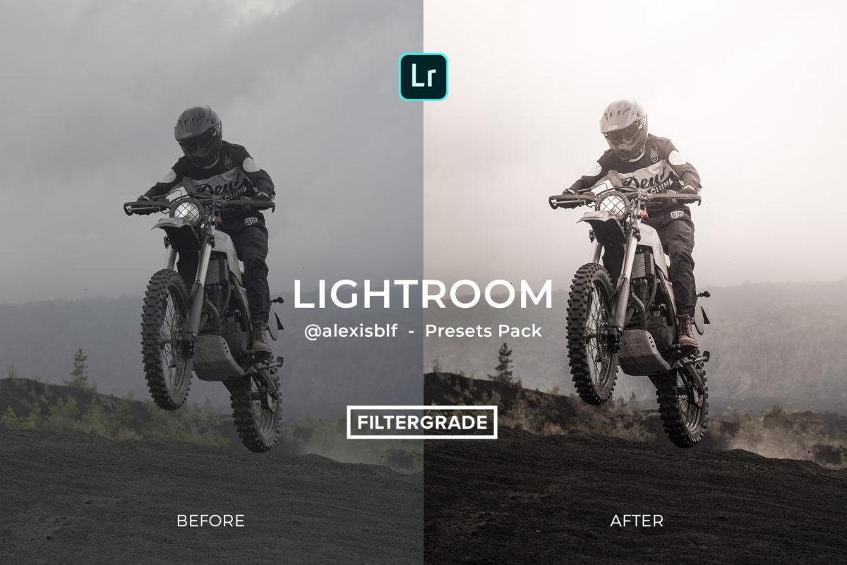 Action & Adventure Lightroom Presets Pack