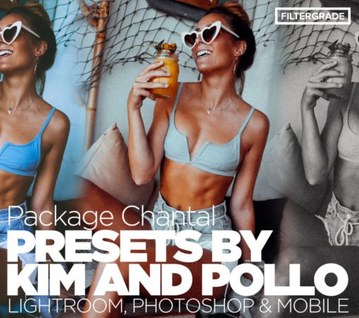 Kim and Pollo Lightroom Presets - FilterGrade