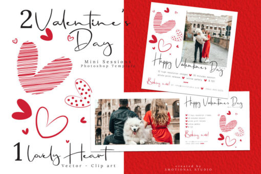 Valentine's Day Marketing Template