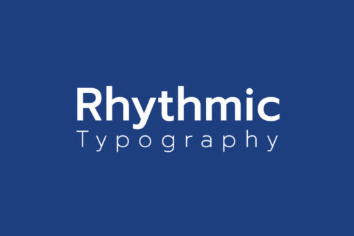 Rhythmic Dynamic Typography Opener (AE Template)