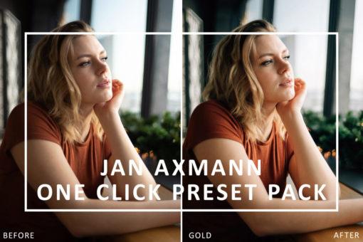 ONE CLICK BEGINNER PRESET PACK by Jan Axmann