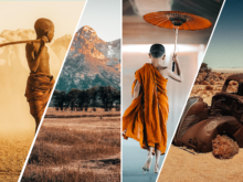 Travel Adventures Mobile & Desktop Lightroom Presets (XMP + DNG Included)