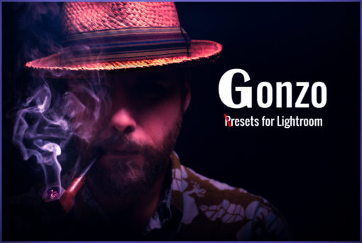 The Gonzo Packs: 170 Anti-Presets for Lightroom