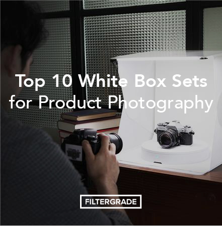 Top 10 White Box Sets for Product Photography - FilterGrade