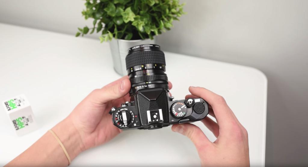 1 The Nikon FE2 Review - FilterGrade