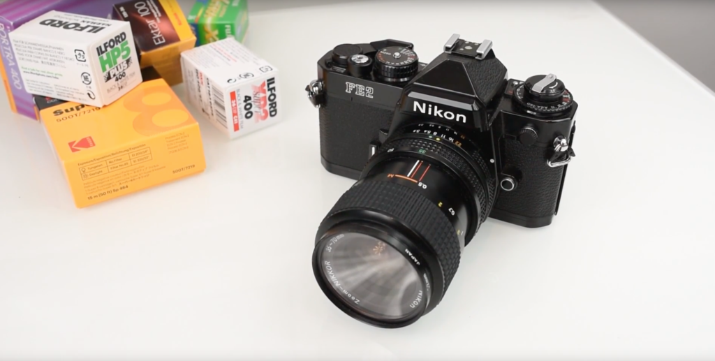 2 The Nikon FE2 Review - FilterGrade