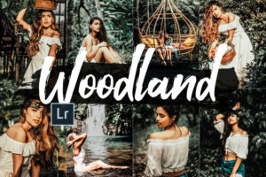 5x Woodland Folk Lightroom Presets