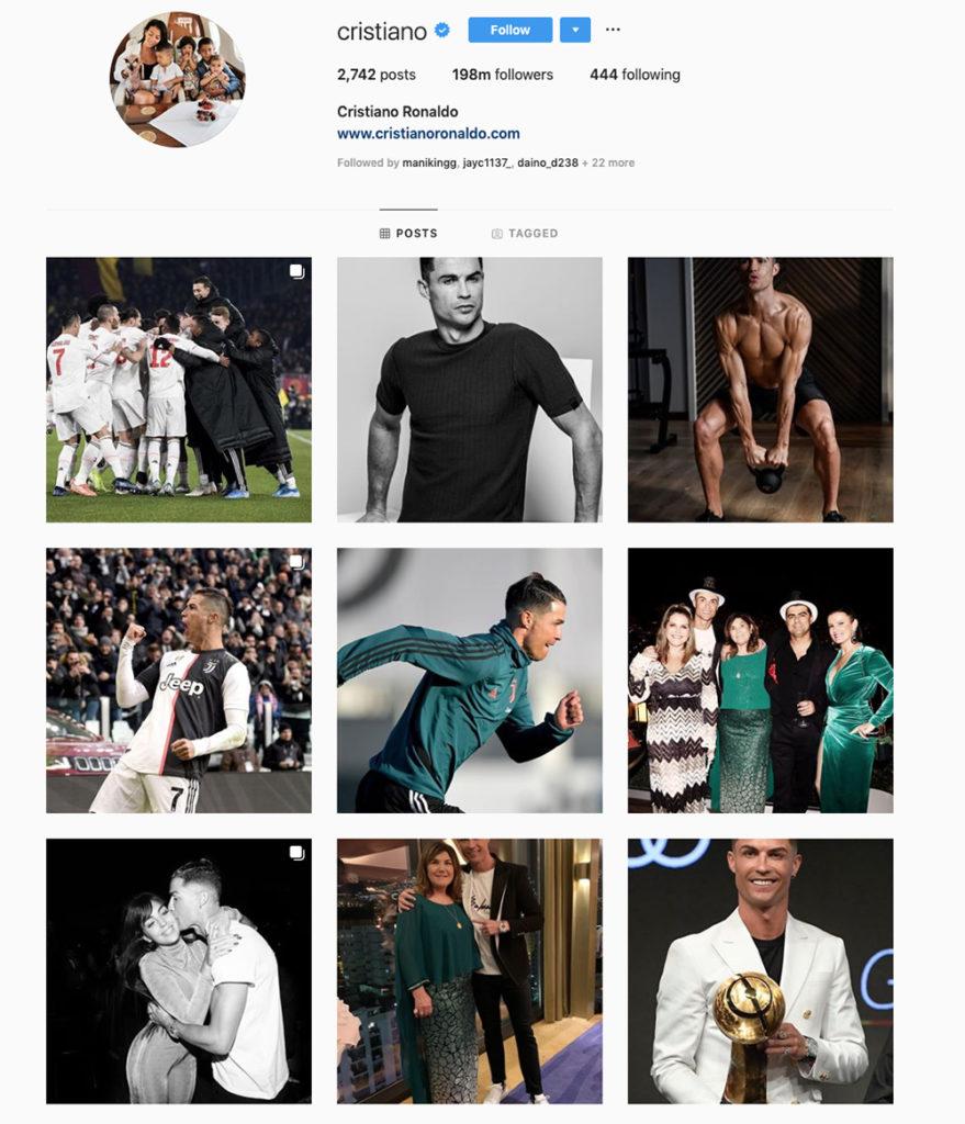 Cristiano Ronaldo - FilterGrade