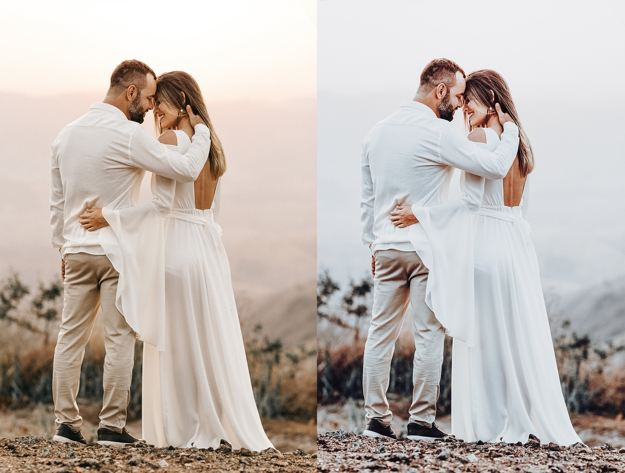 Rustic Wedding Lightroom Presets Collection Ideal For