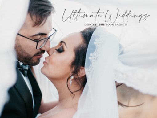 50x Wedding Premium Lightroom Presets Collection