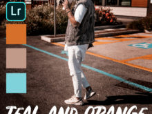 Francesco Acri - Teal and Orange - FilterGrade