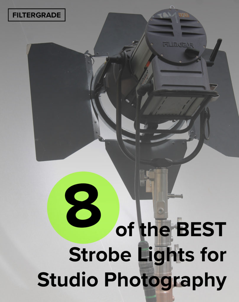 8 of the Best Strobe Lights for Studio Photography - FilterGrade
