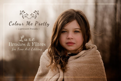 {Colour Me Pretty Presets} Luxe Brushes & Filters for Fine Art Editing in Lightroom
