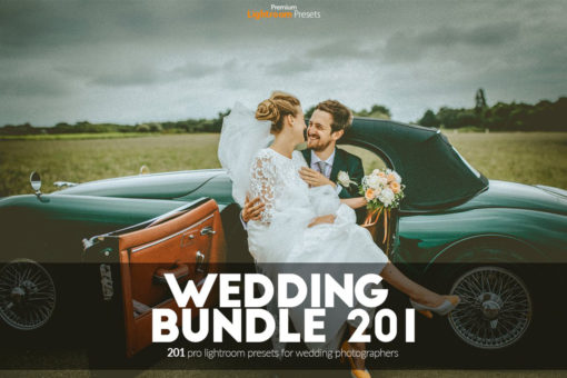 201 Wedding Lightroom Presets Bundle