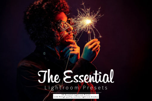 The Essential Lightroom Presets Pack