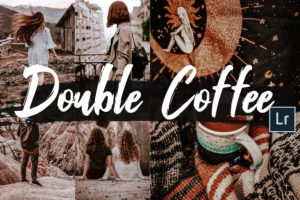 5x Double Coffee Desktop Lightroom Presets