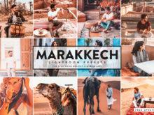 Marakkech Presets For Lightroom Mobile+Desktop