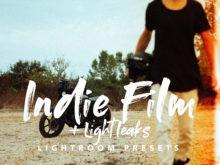 MP - Indie Film Lightroom Presets