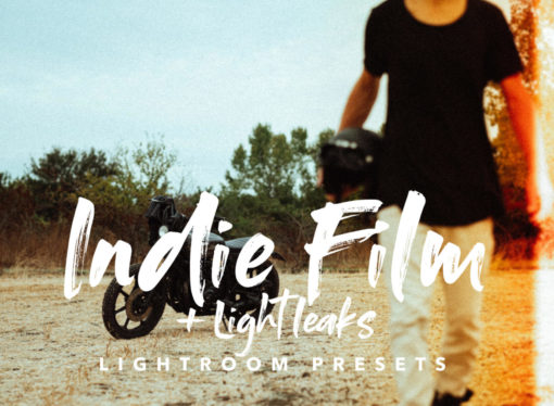 MP - Indie Film Lightroom Presets